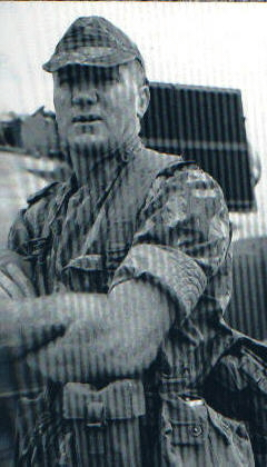 Reid-Daly on ops in Mozambique, 1967.